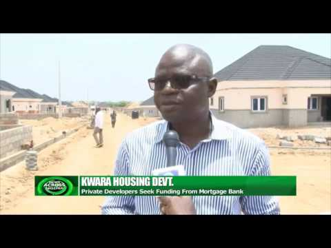 Kwara Housing Devt.: State Govt., Private Developers Increase Activities