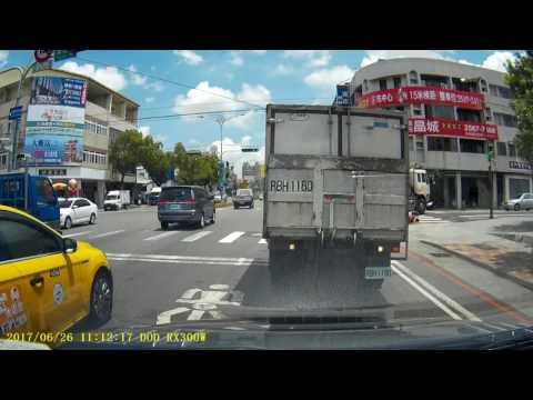 6月(第5周) JUNE 台灣車禍實錄 天雨路滑 行車請小心 车祸 交通事故動画 TAIWAN Cars Accidents Dashcam