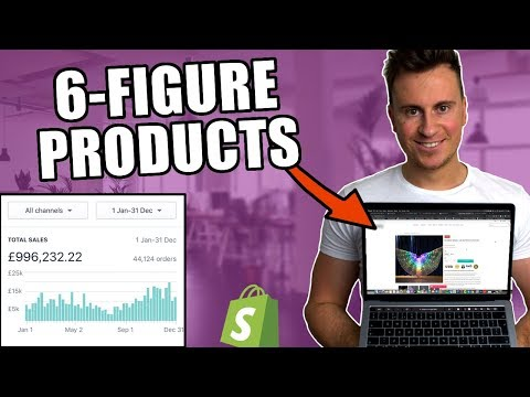 3 WINNING Products With HUGE Potential In 2020 | Shopify Dropshipping thumbnail
