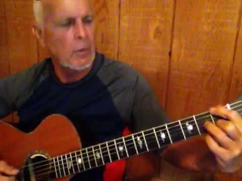 Pretzel Logic by Steely Dan cover with chord charts and lesson acoustic guitar