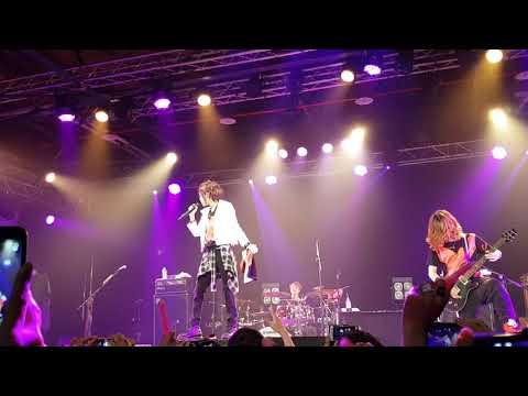 "[2017/09/02] Nano ナノ 5th Anniversary Tour ""The Crossing"" Legacy Taipei 台北"