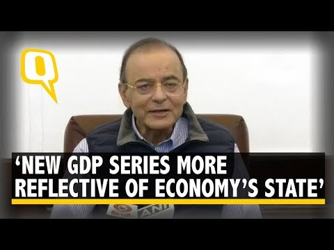 Data Realistic, Not Fictional: Jaitley Defends New GDP Formula | The Quint