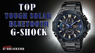 [SUBSCRIBER REQUEST] Top 5 G-SHOCK with Tough Solar & Bluetooth