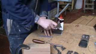 The Easiest Way To Sharpen A Cabinet Scraper