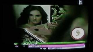 Dulce maria inevitable puesto # 9 en HTV