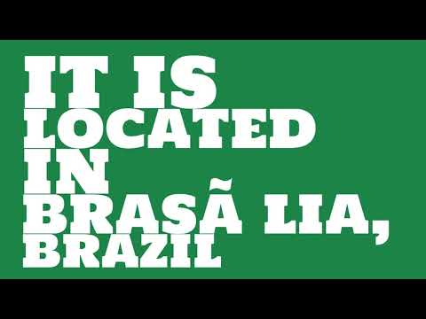 Who plays at Estádio Nacional de Brasília?