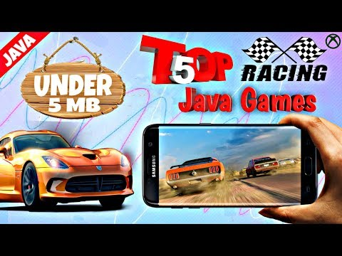 Top 5 Racing Java Games Download On Android With Download Link By GAMING TECH