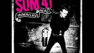 Sum 41 - Walking Disaster [HQ]