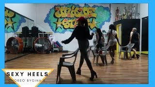 JANET JACKSON -WOULD YOU MIND  | GINA B. CHOREO |