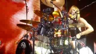 Foo Fighters Band Intros Cold Day In The Sun ACL Fest 10 02 15 Weekend 1 HD