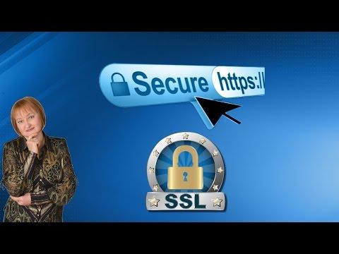 Установка SSL сертификата. Переходим на Https