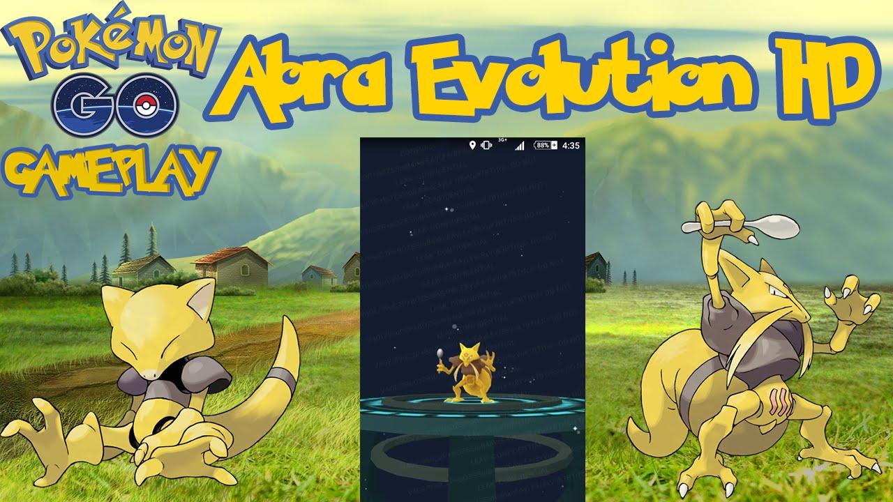 how to find abra pokemon go