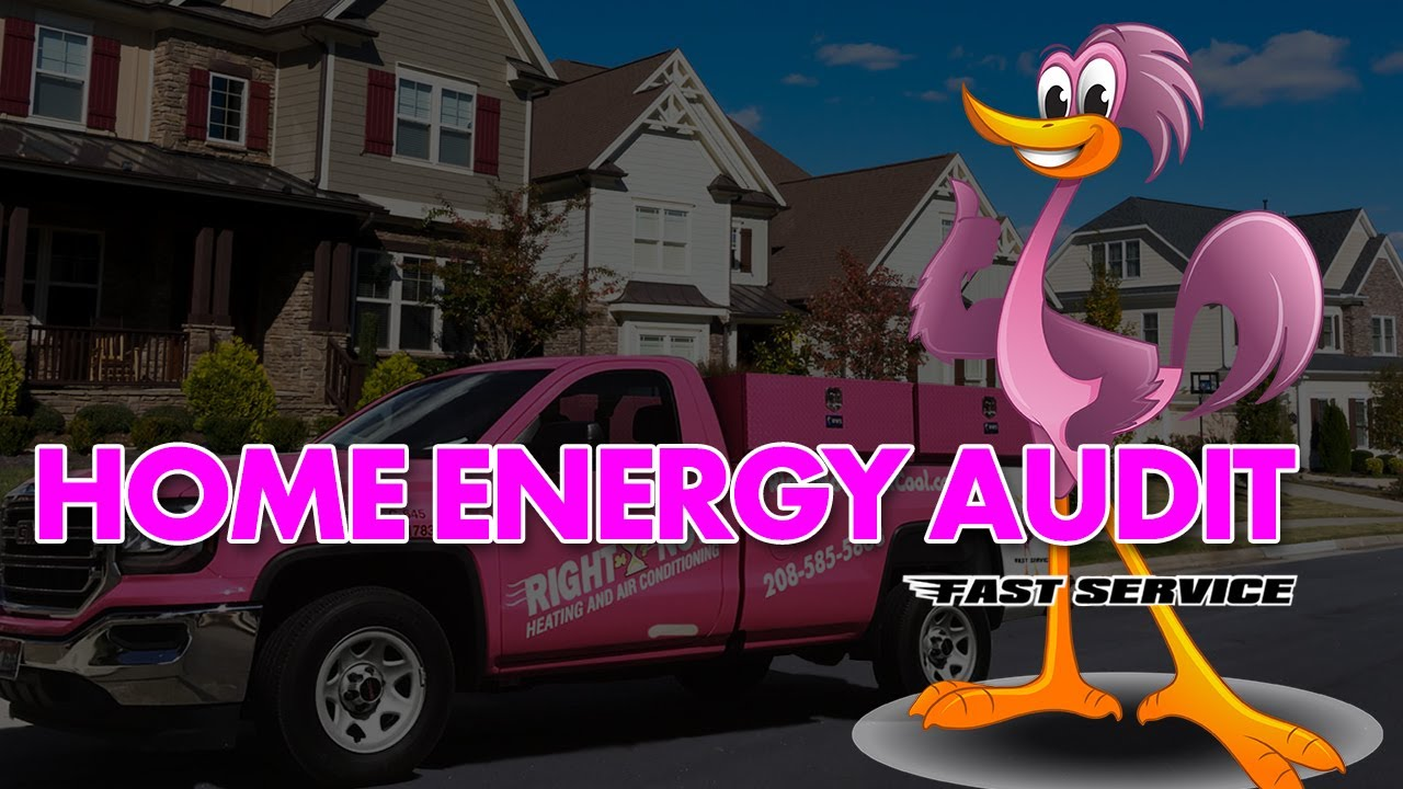 Boise Home Energy Audit Right Now Heating Air Conditioning