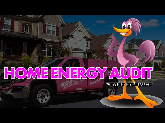 Home Energy Audit | Boise, Idaho | Right Now Heating & Air Conditioning