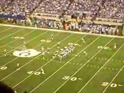 Colts vs. Patriots