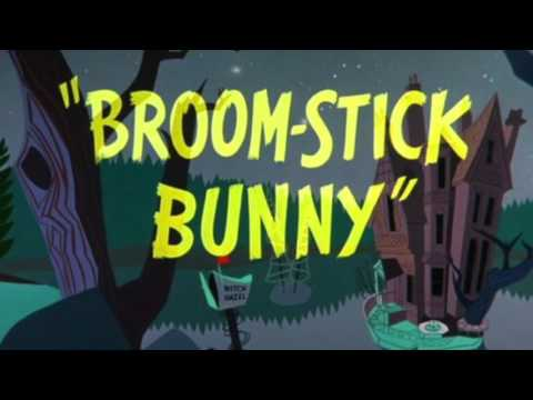 Broomstick Bunny June Foray Commentary