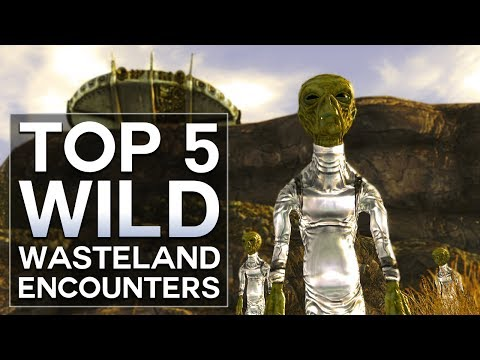 "Top 5 ""Wild Wasteland"" Encounters - Fallout: New Vegas"