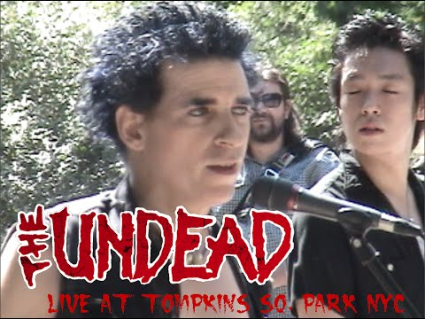 The Undead LIVE 8/24/2008 Tompkins Square Park NYC [FULL SET]