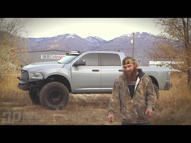 DIESEL DAVE Has A 2014 DODGE RAM 1500 Laramie GIVEAWAY!