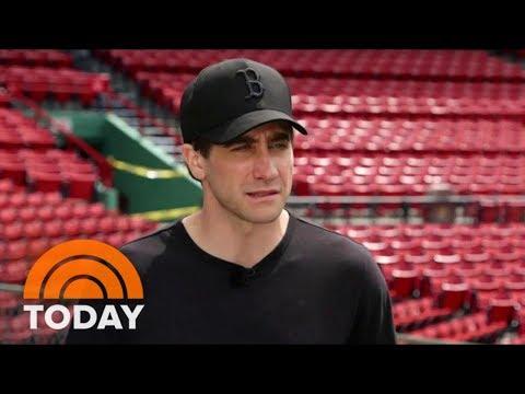 Jake Gyllenhaal On Playing Boston Marathon Bombing Survivor Jeff Bauman  TODAY