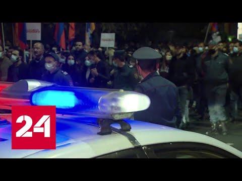 Азербайджан и Армения: возвращение к мирной жизни и политический кризис - Россия 24