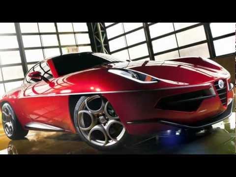 2012 Touring Superleggera Alfa Romeo Disco Volante 47 V8 292 Kmh 0