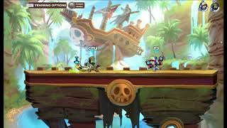 Gold to Platinum! - Brawlhalla Gameplay :: Unranked to