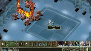 Icewind Dale II Playthrough Part 64: The Battle Square Begins