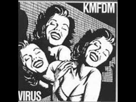 KMFDM - Virus / Don't Blow Your Top: KMFDM Virus / Don't Blow Your Top 1989 TVT Records