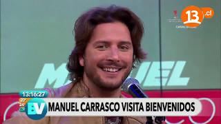 Manuel Carrasco - Uno X Uno | Bienvenidos
