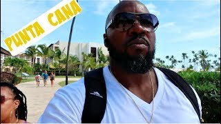 PUNTA CANA VLOG DAY 1 & 2 | MISSED FLIGHT, ANNOYED TO THE MAX!!!