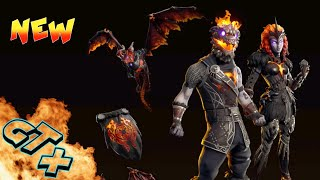 Fortnite*New* LAVA LEGENDS PACK* Xbox One X Gameplay