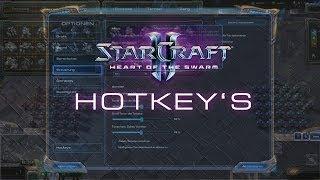 StarCraft 2 HotS - Hotkey Tutorial - Vom Anfänger zum Pro-Gamer [HD]