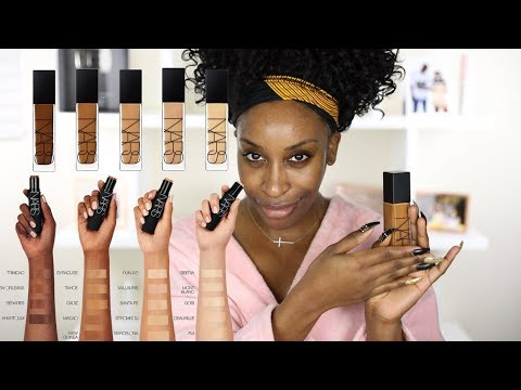 I Tried the New NARS Foundation, And...| Jackie Aina