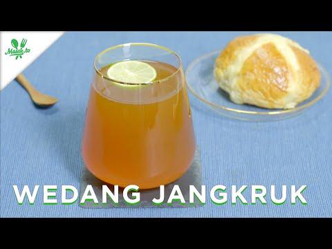 Wedang Jahe, Kencur dan Jeruk! | Wedang Jangkruk