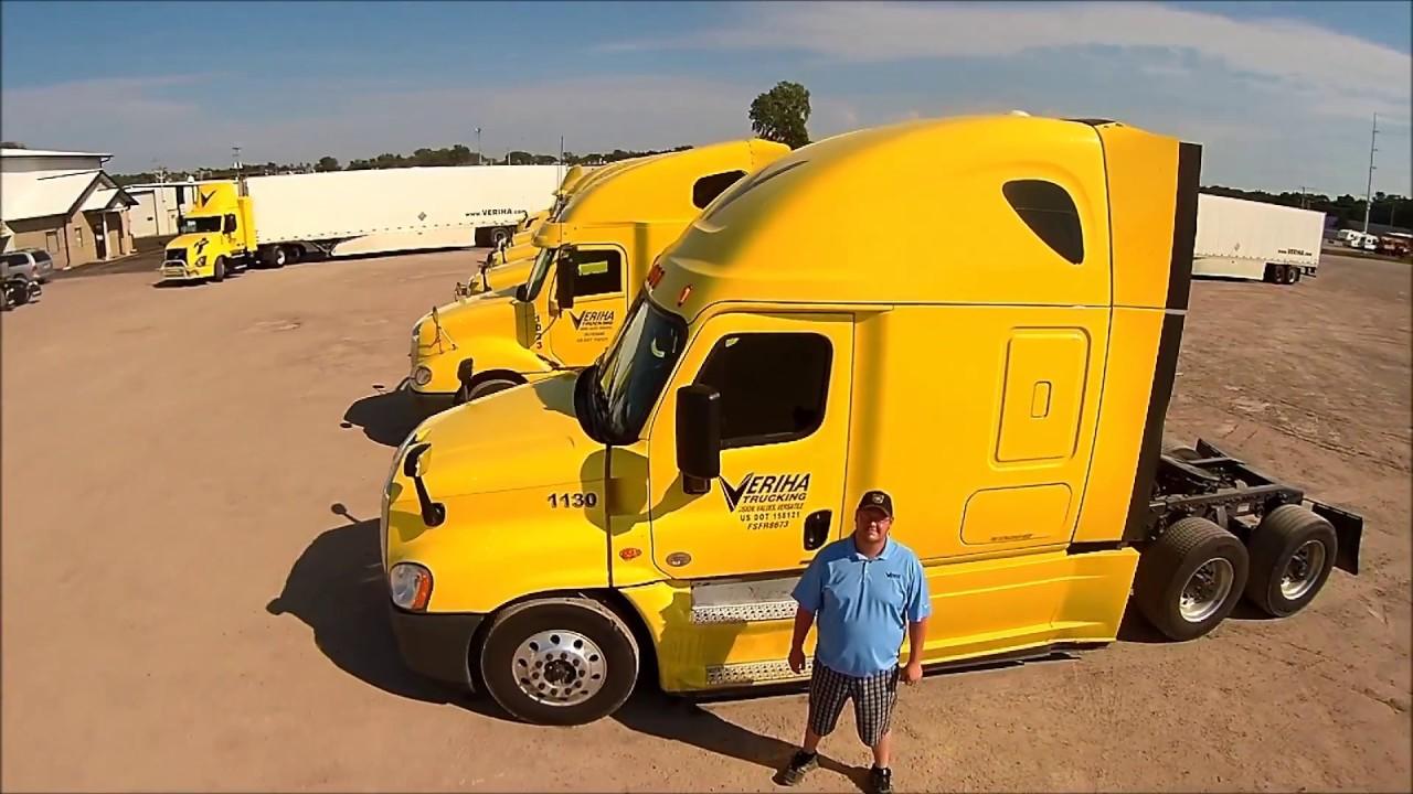 Veriha Trucking: Transportation Solutions