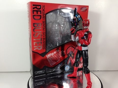 Review: S.H.Figuarts - Red Buster