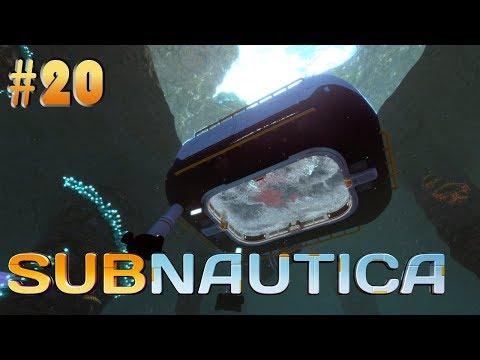 SUBNAUTICA 🌊 #20 • Ein sehr trockener Dock • Subnautica Deutsch • Gameplay German