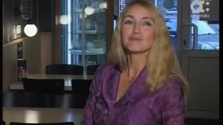 Гость в кафе. Певица Ирина Шульгина