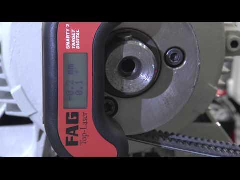 Alinhador de Polias a Laser LASER SMARTY 2 - FAG