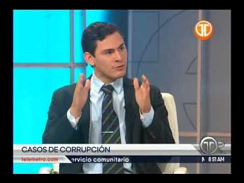 Telemetro Juan Diego Vásquez y el diputado Miguel Salas   propuestas por parte de la juventud en los