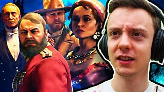 DEAD OF THE NIGHT DLC 1 TRAILER REACTION - BLACK OPS 4 ZOMBIES