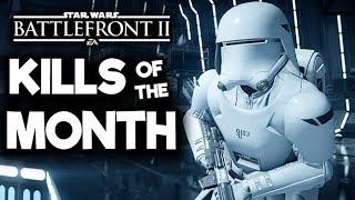 Top 20 Epic Moments - Star Wars Battlefront 2; December 2018