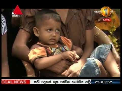 News1st Sinhala Prime Time, Friday, November 2017, 10PM (03-11-2017)