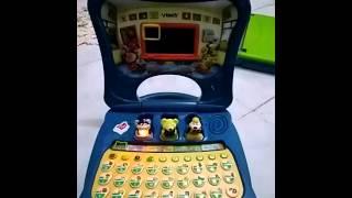 Vtech (letter fun laptop)