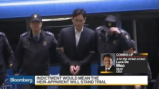 Special Prosecutor to Indict Samsung's Jay Y. Lee