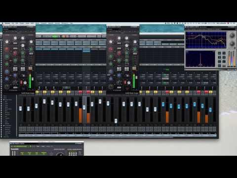 Mixing A Live Band Recording - Part 4 (Processing Guitars & Bass)