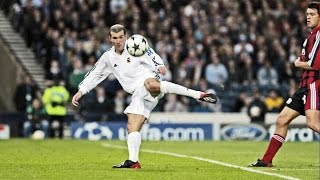 zindine zidane talks about comments his best of goals ❶
