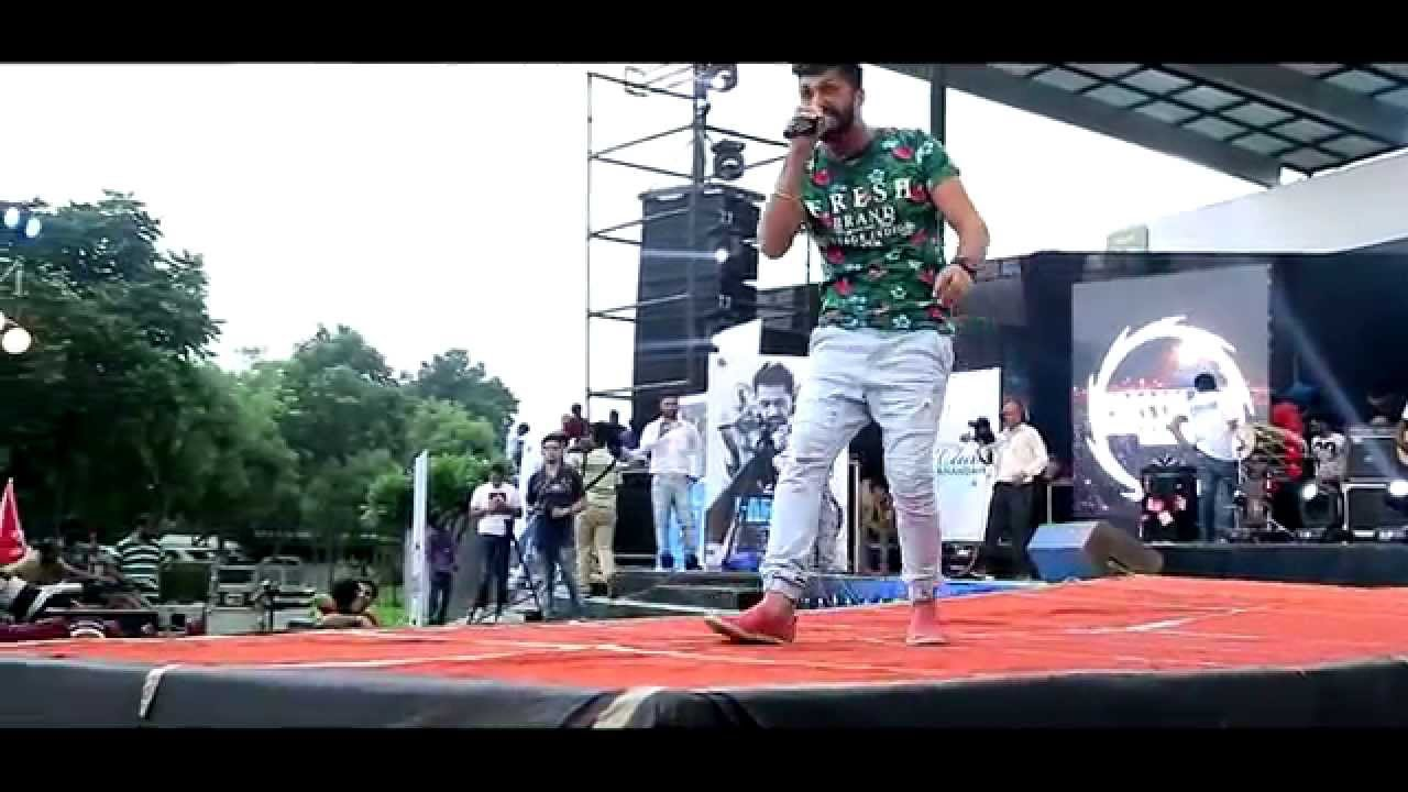 Jassi Gill Live Crossblade The Musical Tour 6 Lovely Professional University Speed Records Youtube