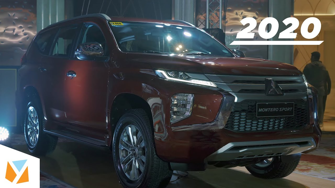 2020 Mitsubishi Montero Sport: Quick Look - YouTube